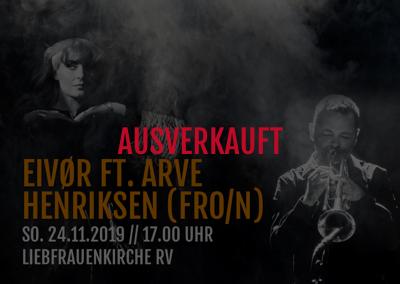 Eivør feat. Arve Henriksen