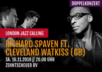 Richard Spaven Trio